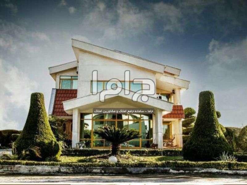 خانه دریا تریبلکس ۶۱۲متری
